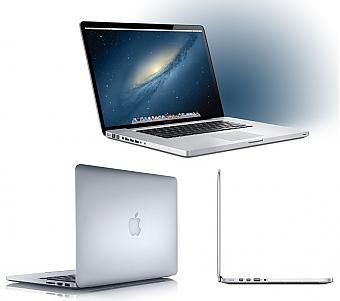 "MacBook Pro 15"" Quad-Core i7 2.3GHz/ 4GB/ 500GB/ GeForce GT 650M 512MB/ SD"